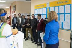 Встреча в Центре детского творчества. п. Хандыга. 2 апреля 2018 г.