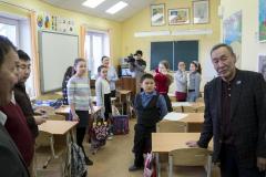 Класс рисования в центре детского творчества. п. Хандыга. 2 апреля 2018 г.