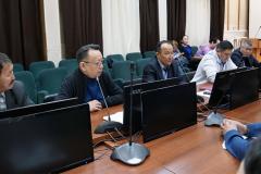 Рабочая встреча в администрации Таттинского улуса. 30 марта 2018 г.