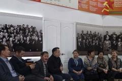 В Таттинском краеведческом музее. 30 марта 2018 г.