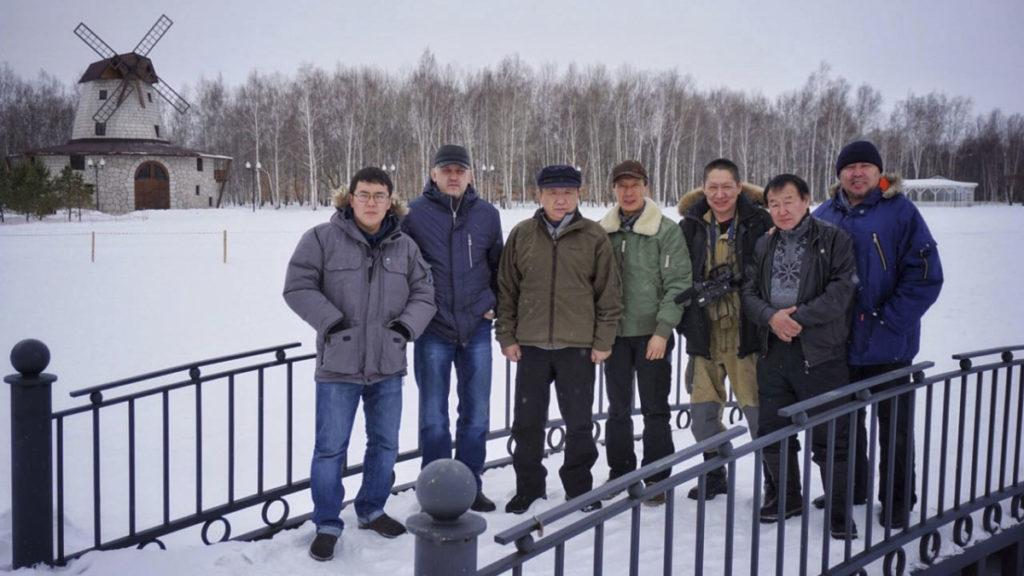 Экспедиция Пути Великих свершений в г.Николаевск на Амуре